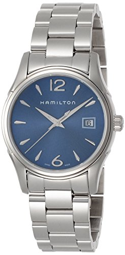 Hamilton Reloj Analogico para Mujer de Cuarzo con Correa en Plata H32351145