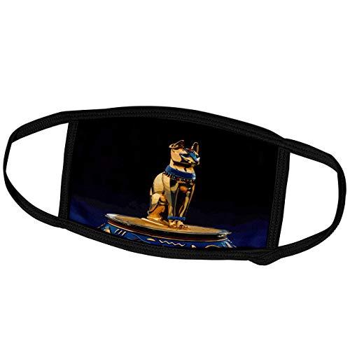 Dezine01 Graphics Egyptian - Bastet Cat - Face Masks (fm_18925_1)