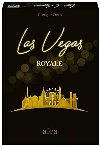 Ravensburger 26943 Las Vegas Royale Versión en Español, Strategy Game, 2-5 Jugadores,...