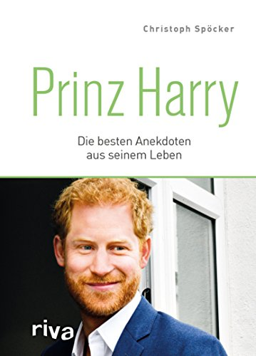Prinz Harry: Die besten Anekdoten aus seinem Leben