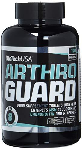 BioTech USA Arthro Guard  120 Kapseln, 1er Pack (1 x 180 g)