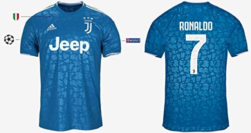 Juventus Turin shirt kinderen 2019-2020 Third UCL - Ronaldo 7