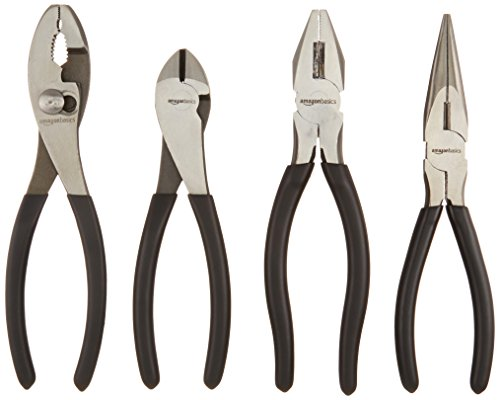 AmazonBasics Plier Tools Set