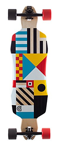 GoldCoast Longboard The Field, One Size, COM-FLD-DT