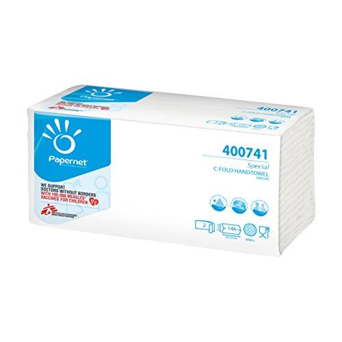 Papernet Papierhandtücher, C-Falz, 1 Pack