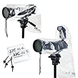 1+1 Camera Lens Rain Cover Raincoat Without/With Flash for Canon EOS 4000D 90D 80D 77D 70D 5D 6D 7D Rebel T8i T7i T7 T6i T6 T5i Nikon D500 D610 D750 D800 D7500 D7200 D5600 D3500 D3400 Sony A7R A7S A7C
