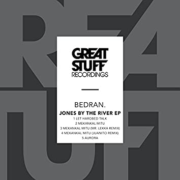 Jones by the River EP