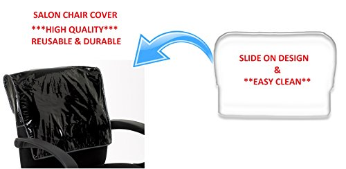 Hairdressing Belmont Chair Back Cover (Square Corner) for sale  Delivered anywhere in UK
