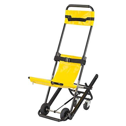 Folding Treppen Stuhl, Medical Lift Treppenstühle Transfer Treppen nach Oben und unten, schmale Treppenhäuser und Hallen Evakuierungsstuhl, 300 Pfund Kapazität
