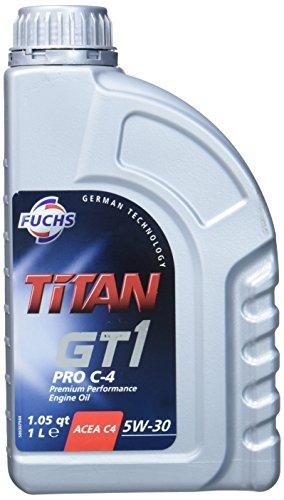 Fuchs 600667955 Motoröl Titan GT1 Pro C-4 5W-30 1L