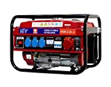 GENERADOR ELECTRICO GASOLINA GERMAN FORCE 15L 5500W