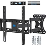 Mounting Dream Soporte de Pared TV Giratorio y Inclinable para la Mayoría DE 26–55 Pulgadas LED, LCD, y OLED de Pantalla Plana hasta VESA 400x400mm y 27kg, con Brazo Articulado, MD2432-03