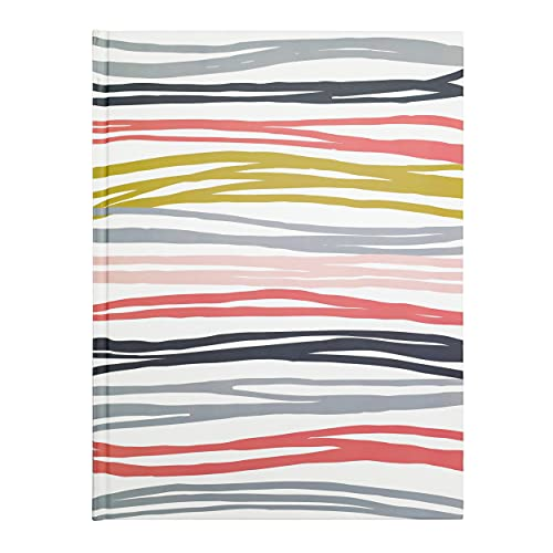 Casebound Journal, Hardcover, Jumbo, 336 Pages,Lined,Ribbon Bookmark,SIZE 10.5'' X 8''