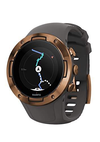 Suunto 5 GPS-Sportuh Graphite Copper