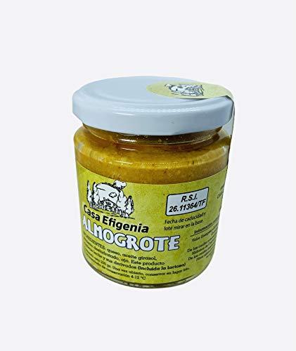 Almogrote gomero EFIGENIA 220 gr. Producto Islas Canarias.