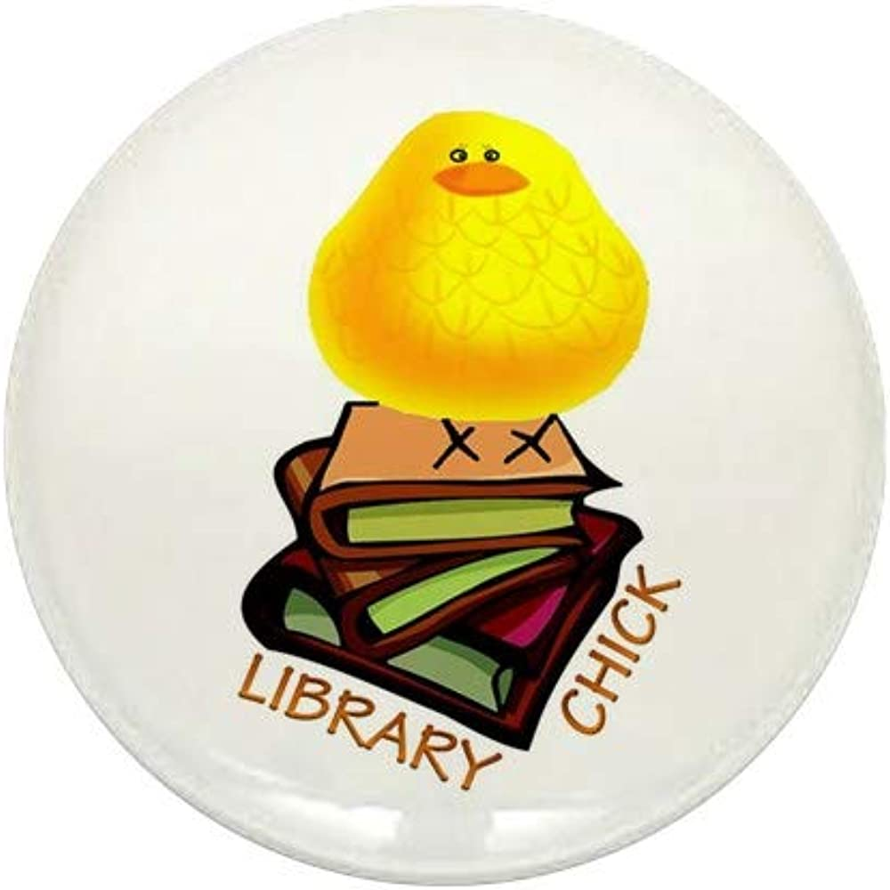 CafePress LIBRARY CHICK Opening large release sale BOOKS 1
