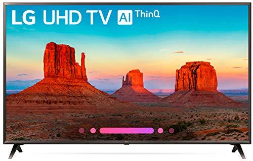 LG 65 Inches 4K Smart LED TV 65UK6300PUE (2018)