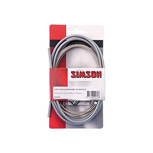 SimSon & Co. - Juego de cables para bicicleta Shimano Nexus, freno...