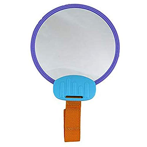 Fisher-Price Replacement Part for Kick 'n Play Piano Deluxe Kick 'n Play Piano Gym FGG45 ~ Replacement Purple Mirror