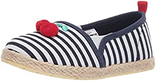 OshKosh B'Gosh Kids Belle Girl's Beachy Espadrille Flat...
