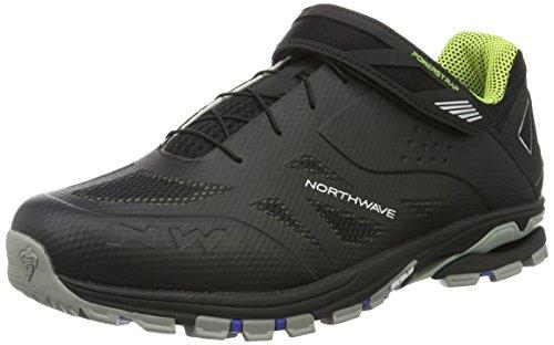 NORTHWAVE ARAÑA 2 zapatos bicicleta de montaña, negro, schuhgröße:gr. 47