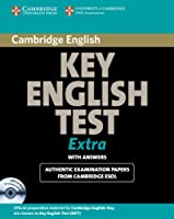 Cambridge Key English Test Extra Student's Book with Answers and CD-ROM (KET Practice Tests)