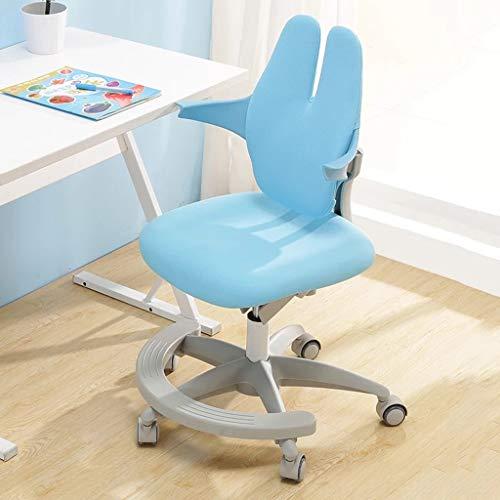 Zhedyi Student Learning bureaustoel kan tot en met beneden, kinderstoel, anti-bukkel, ergonomische stoel schrijven, zithouding correctie aangepast