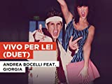 Vivo per lei (Duet) al estilo de Andrea Bocelli feat. Giorgia