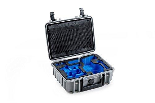 B&W outdoor.cases Typ 1000 mit DJI Osmo+ / DJI Osmo X3 Inlay - Das Original