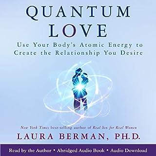 Quantum Love audiobook cover art
