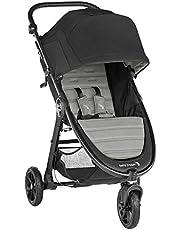 Baby Jogger City Mini GT2 lekki wózek dziecięcy | do każdego terenu | szybki mechanizm składania jedną ręką | Slate (szary)