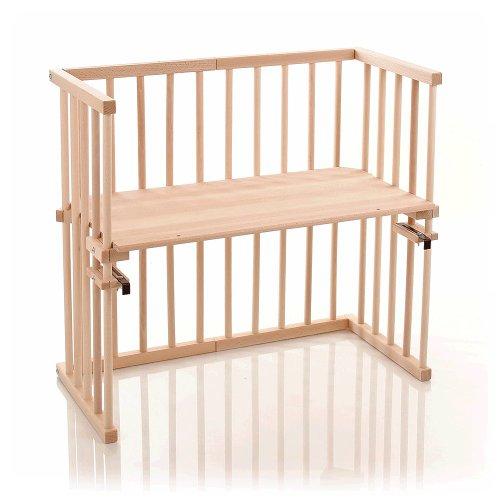 babybay mini - 140100 - Cuna de colecho, color madera natural [Importado de Alemania]