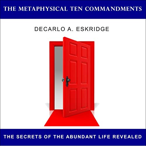 The Metaphysical Ten Commandments  By  cover art