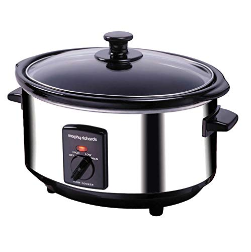 Morphy Richards Oval Slow Cooker...