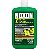 Noxon Multi-Purpose Metal Polish Liquid, 12 oz