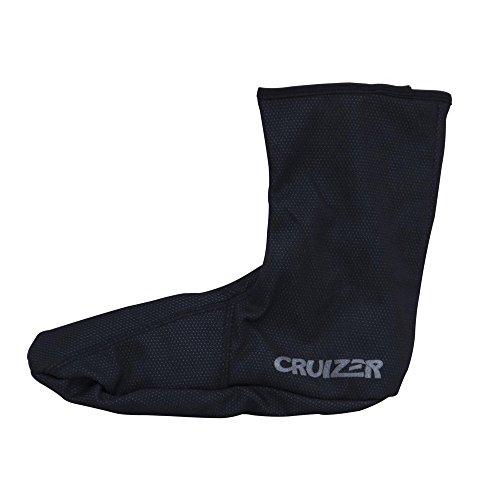 CRUIZER - Chaussettes Windtex hiver pour vélo VTT et route imperméables et respirantes (M)