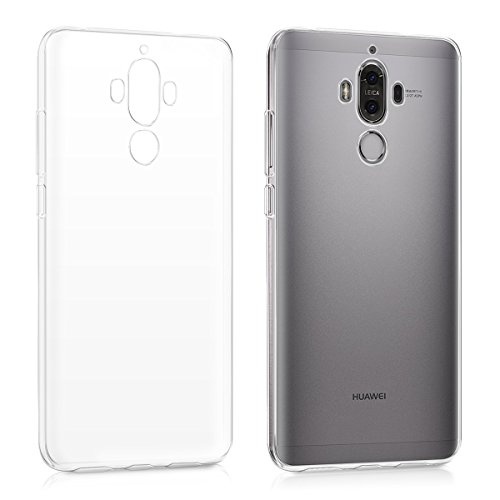 kwmobile Huawei Mate 9 Hülle - Handyhülle für Huawei Mate 9 - Handy Case in Transparent