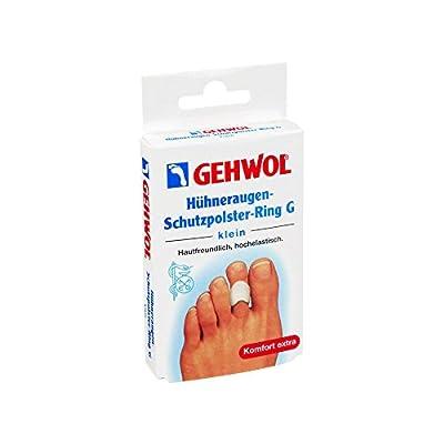 Gehwol Hühneraugen-Schutzpolster-Ring G klein