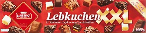 """Lambertz Lebkuchenmischung \""""Lebkuchen XXL\"""", 1er Pack (1 x 1 kg)"""