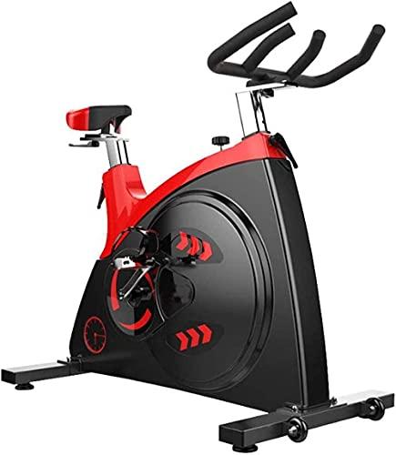 Esercizio Bici Bicicletta Pedalo per perdita di peso al coperto su Trainer Spinning Bicycle Fitness Attrezzature per il fitness Esercizio professionale Allenatore esterno regolabile MWSOZ