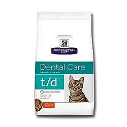 Hill's Prescription Diet Feline T/d 1.5kg Foods - cat - sqp Certified