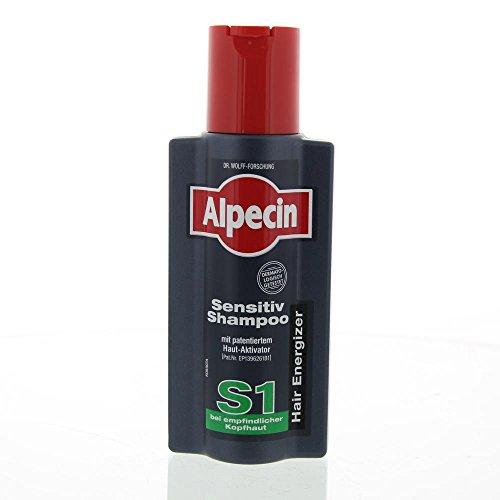 Alpecin Hair Energizer Sensitive Shampoo S1 Gevoelige Hoofdhuid 250ml