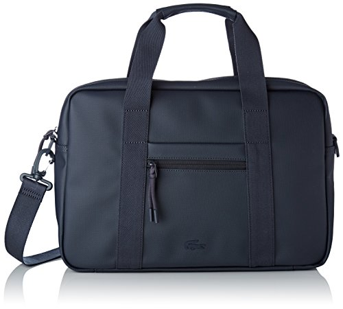 LACOSTE L.12.12 Concept Computer Bag Total Eclipse