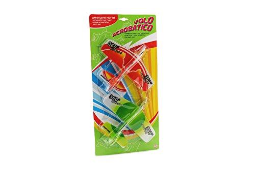 Globo Toys Avion en polystyrène pour l'été, modèle 37022 (2 pièces)