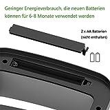 Dyna-Living Sensor Mülleimer Küche Bad 10L, Sensor Automatik Abfalleimer mit Geruchdichtem Deckel - 2