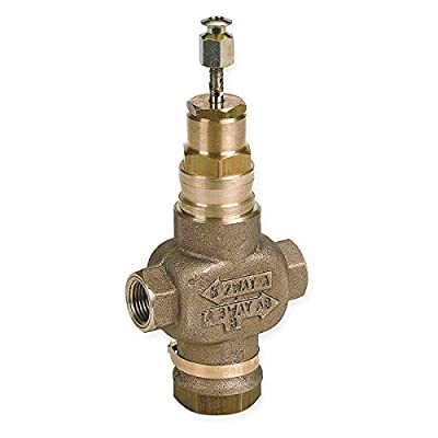 Direct Acting Two-Way Threaded Globe Valve by Honeywell