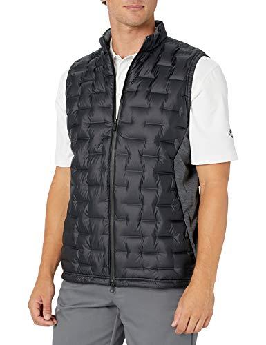 adidas Golf Men's Frostguard Vest, Black, X-Large