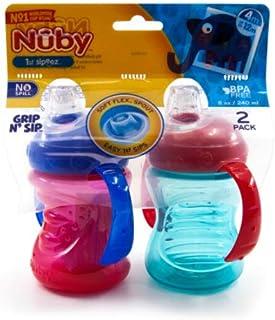 Amazon.es: BABYFACE - Vasos con boquilla / Lactancia y alimentación: Bebé