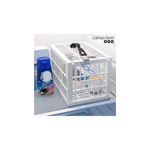 Générique - Cage de sécurité pour frigo à froid