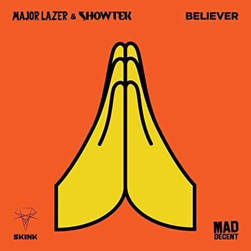 Major Lazer & Showtek